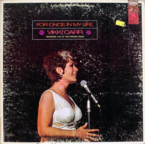 """Vikki Carr Vinyl 12"""""""