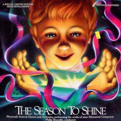 "The Season To Shine Vinyl 12"""