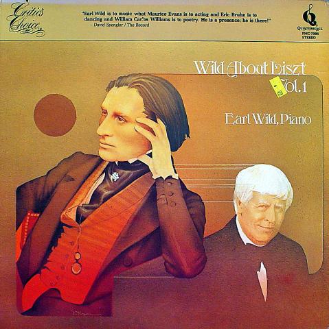 """Earl Wild Vinyl 12"""""""