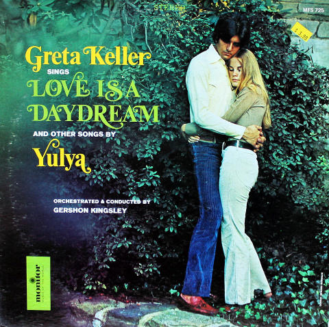 "Greta Keller Vinyl 12"""