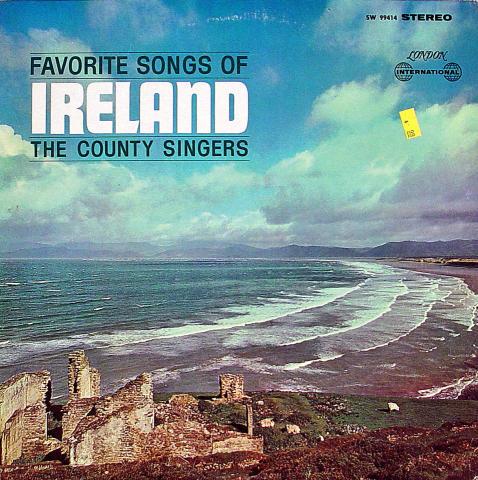 """The County Singers Vinyl 12"""""""
