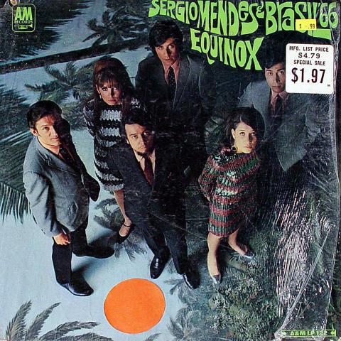 "Sergio Mendes Vinyl 12"""