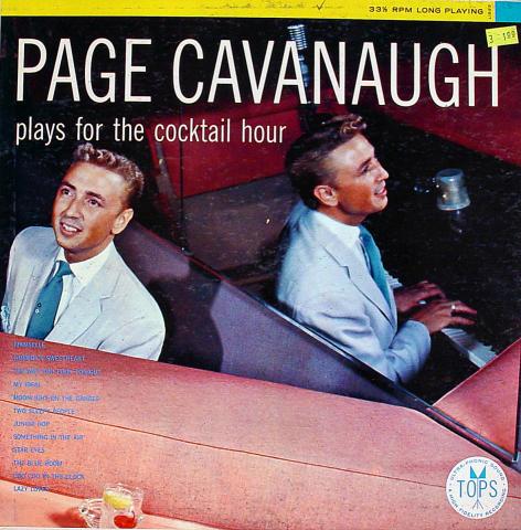 """Page Cavanaugh Vinyl 12"""""""