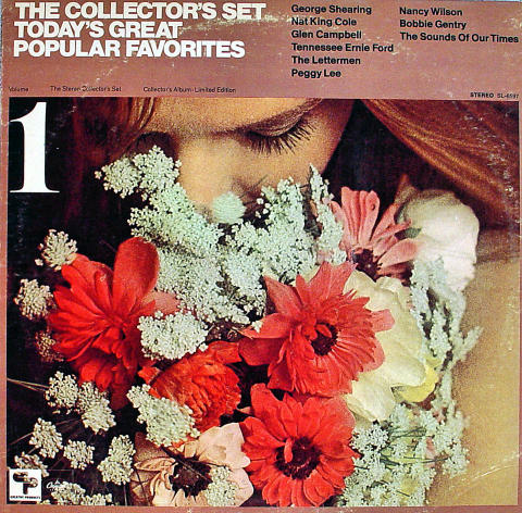 "Today's Great Popular Favorites Vinyl 12"" (Used)"