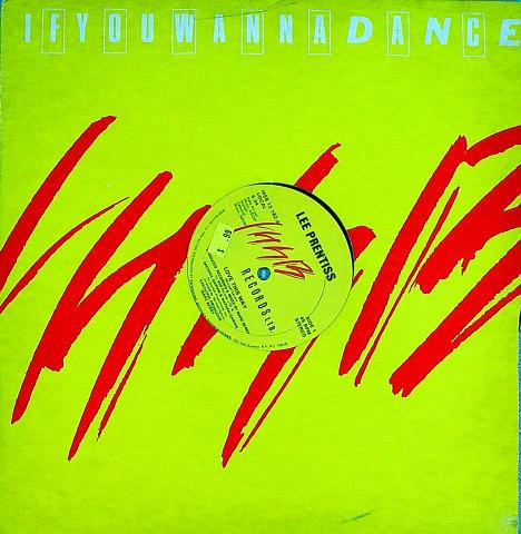 "Lee Prentiss Vinyl 12"""