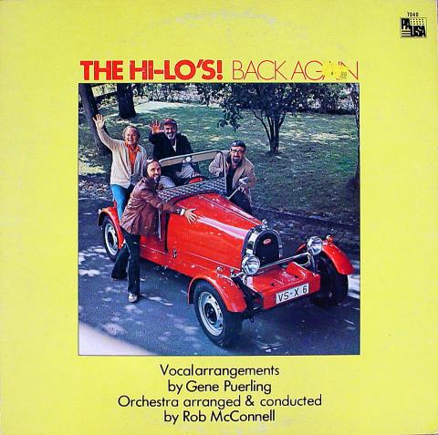 """The Hi-Lo's Vinyl 12"""""""