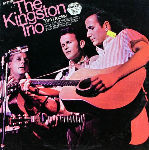 "The Kingston Trio Vinyl 12"" (Used)"