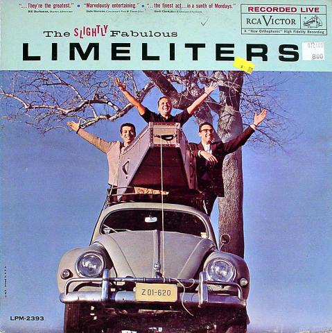 "The Limeliters Vinyl 12"""