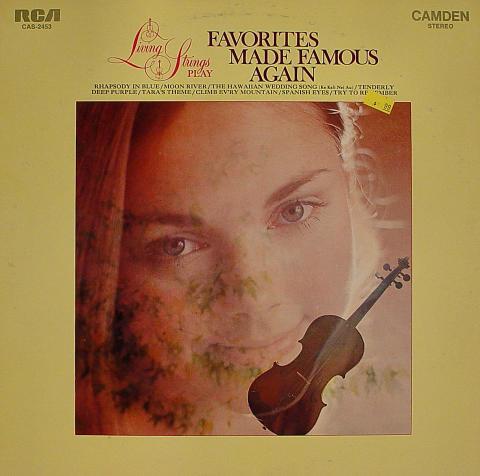 """Living Strings Vinyl 12"""""""