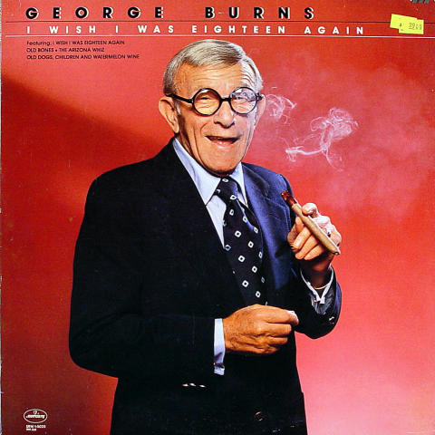 George Burns Vinyl 12""