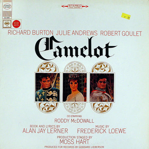 "Camelot Vinyl 12"""