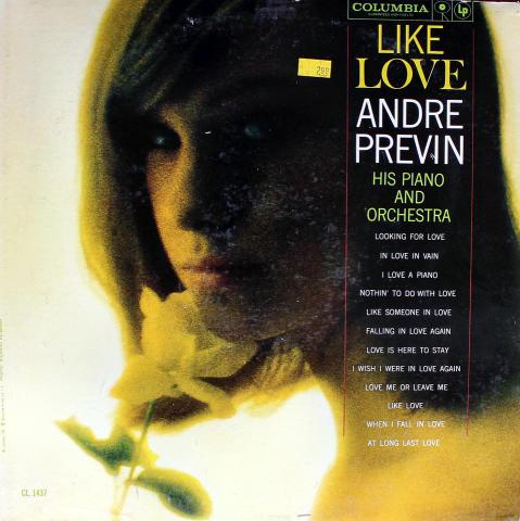 "Andre Previn Vinyl 12"""