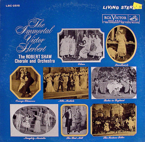 """The Robert Shaw Chorale And Orchestra Vinyl 12"""""""