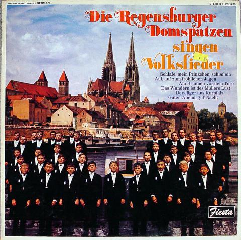 "Die Regensburger Domspatzen Vinyl 12"""