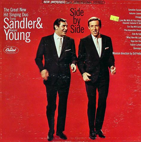 """Sandler & Young Vinyl 12"""""""