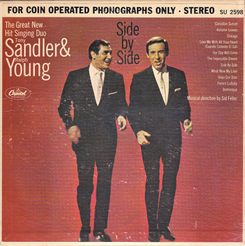 "Sandler & Young Vinyl 7"" (Used)"