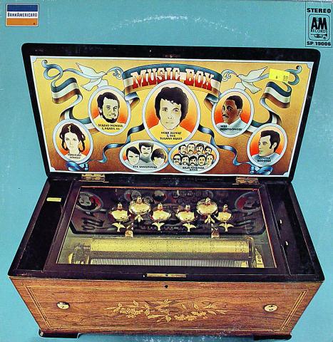 "Music Box Vinyl 12"""