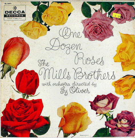 """The Mills Brothers Vinyl 12"""" (Used)"""