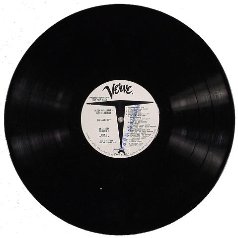 "Diz And Roy Vinyl 12"""