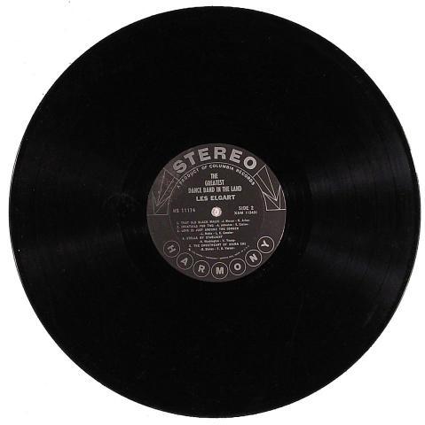 "Les Elgart Vinyl 12"""