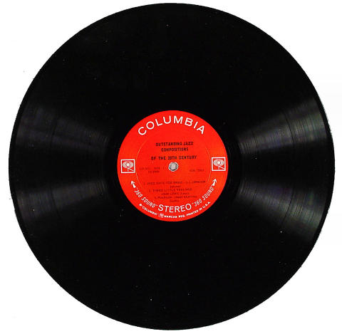 """Outstanding Jazz Compositions Of The 20Th Century Vinyl 12"""""""