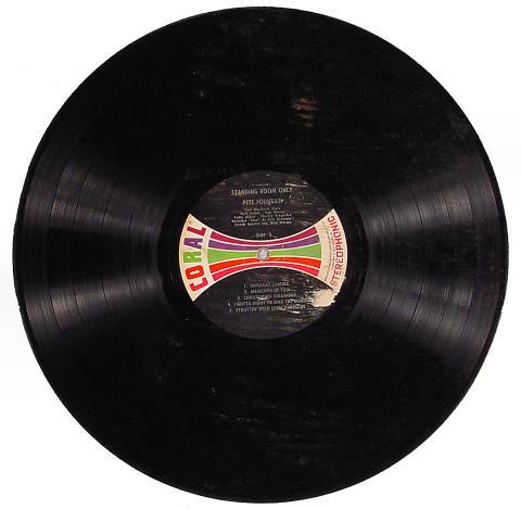 "Pete Fountain Vinyl 12"""