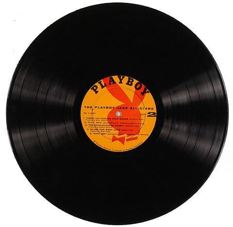 "The Playboy Jazz All-Stars Vinyl 12"""