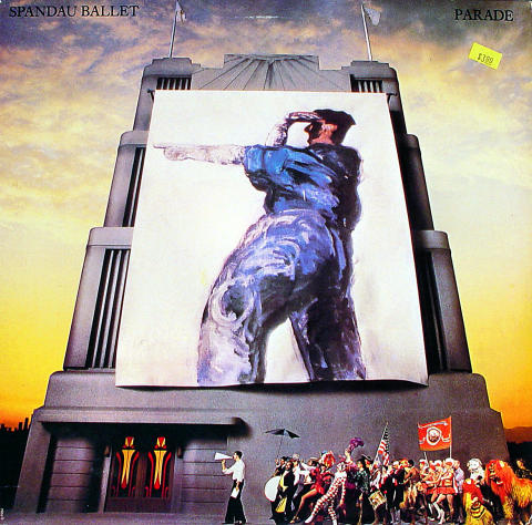"""Spandau Ballet Vinyl 12"""""""