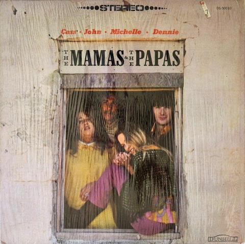 """The Mamas & the Papas Vinyl 12"""""""