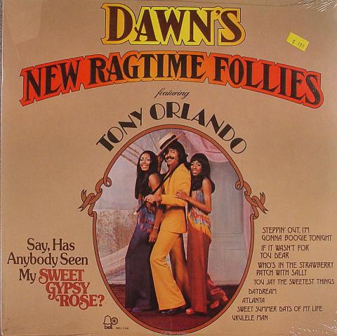 "Dawn's New Ragtime Follies Vinyl 12"""