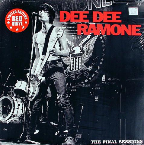 "Dee Dee Ramone Vinyl 12"""