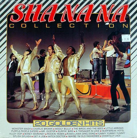 """Sha Na Na Vinyl 12"""""""