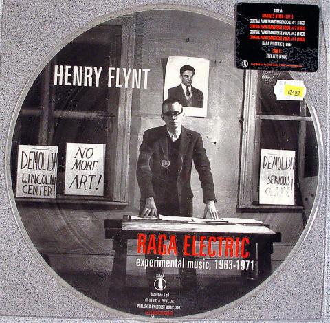 """Henry Flynt Vinyl 12"""""""