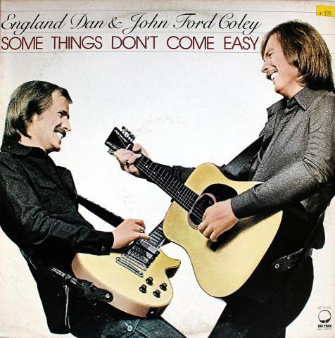 "England Dan Vinyl 12"""