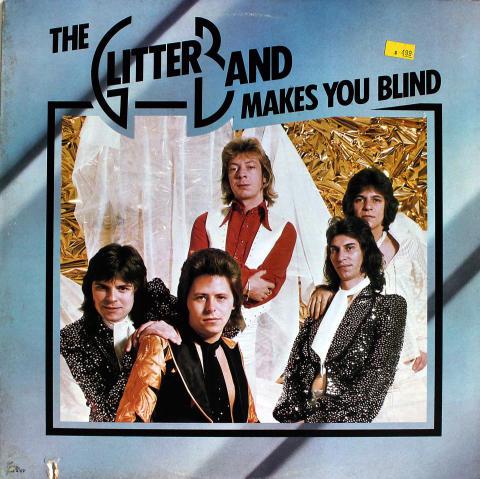 "The Glitter Band Vinyl 12"""