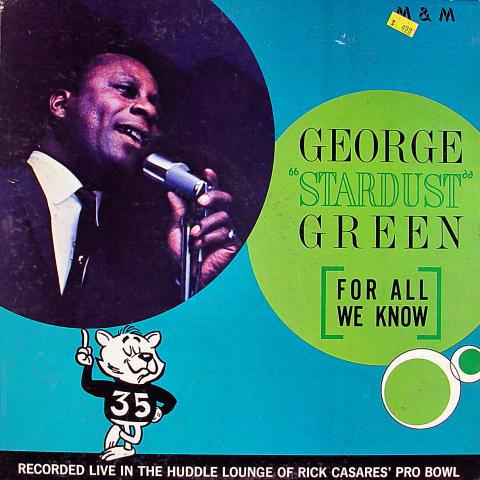 "George ""Stardust"" Green Vinyl 12"""