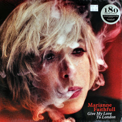 """Marianne Faithfull Vinyl 12"""""""