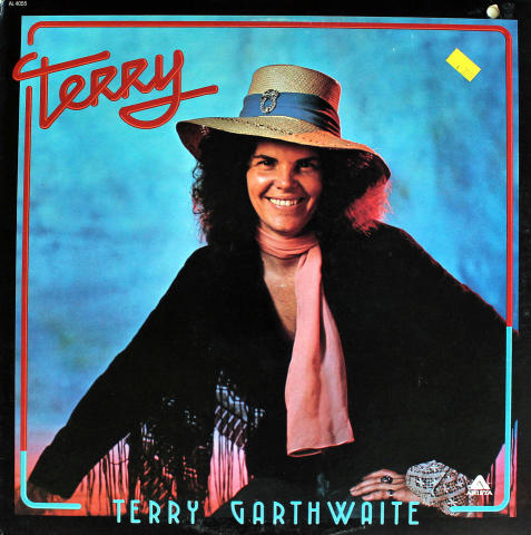 "Terry Garthwaite Vinyl 12"""