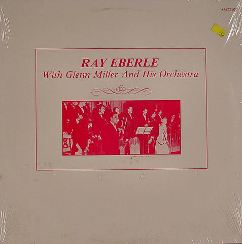"Ray Eberle Vinyl 12"""