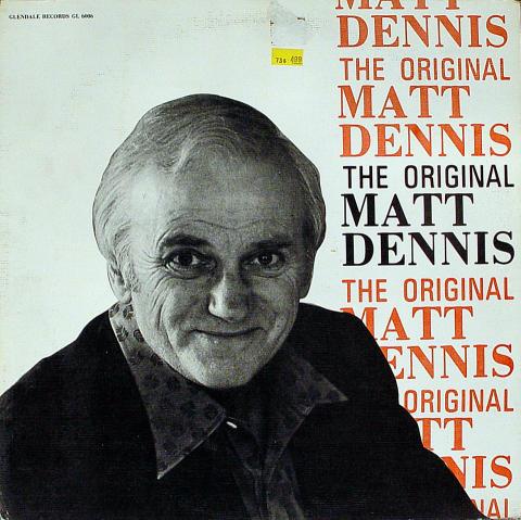"""Matt Dennis Vinyl 12"""""""