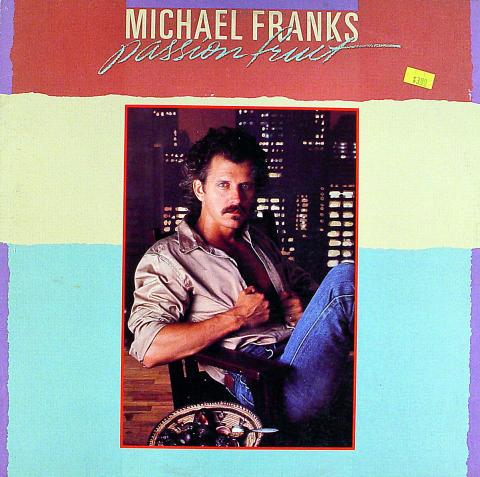 "Michael Franks Vinyl 12"""