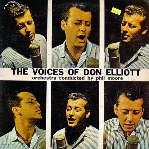 """Don Elliott Vinyl 12"""""""
