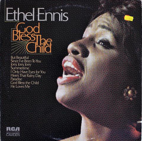 """Ethel Ennis Vinyl 12"""""""