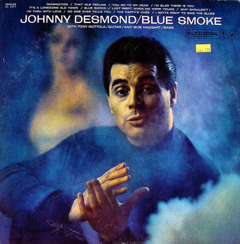 "Johnny Desmond Vinyl 12"""
