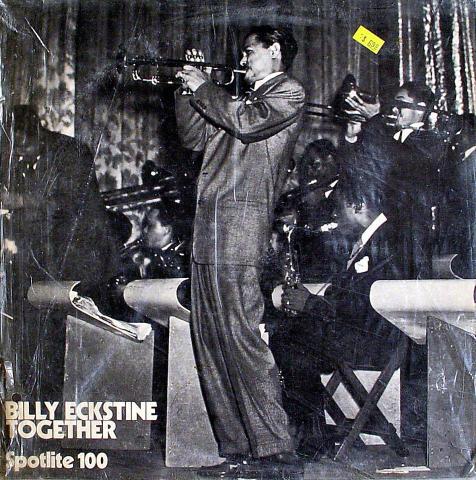 """Billy Eckstine And His Orchestra Vinyl 12"""""""