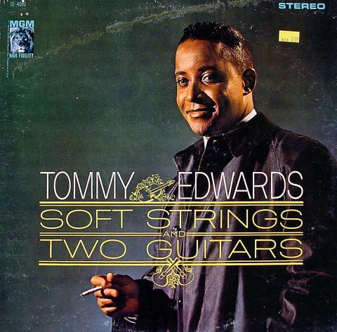 "Tommy Edwards Vinyl 12"""