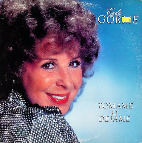"""Eydie Gorme Vinyl 12"""""""