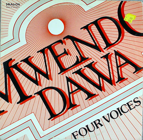 """Four Voices Vinyl 12"""""""