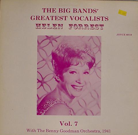 """Helen Forrest Vinyl 12"""""""