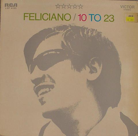"""Feliciano Vinyl 12"""""""